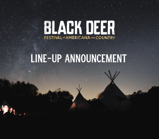 FIRST LINE-UP ANNOUNCEMENTS