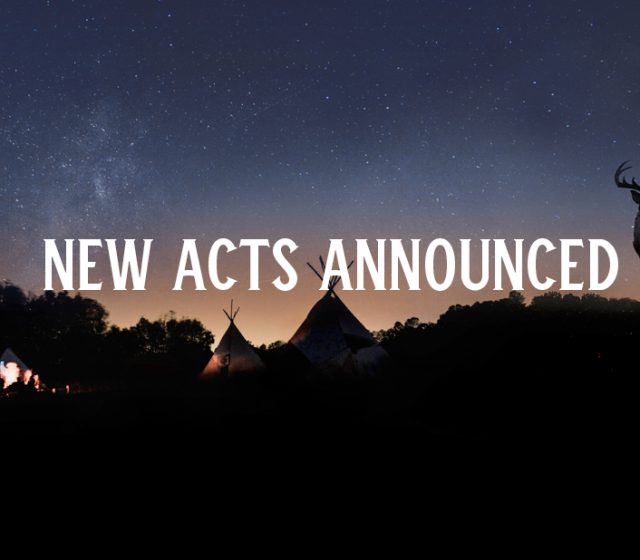 More acts added to the line-up