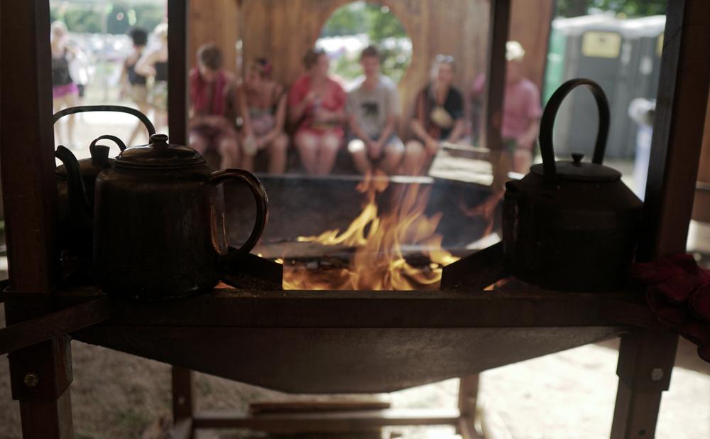 The Magic Teapot
