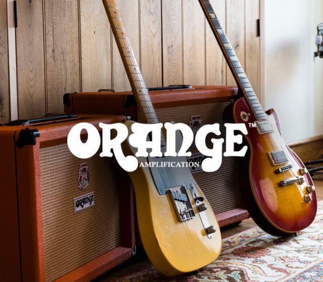 Announcing Orange Amps as a Festival Partner