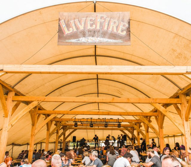 Introducing the Renowned chefs and tastemakers for 2019's 'Live Fire'…