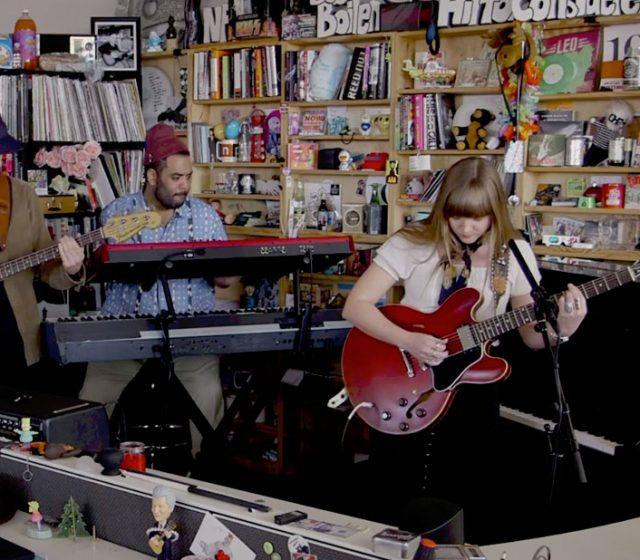 Black Deer Artists play NPR Tiny Desk Concerts
