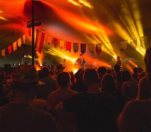 Play at Black Deer Festival 2020