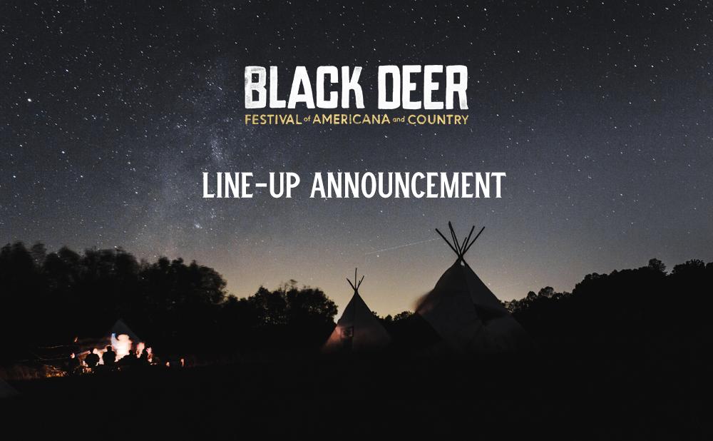 Black Deer Festival Line-up