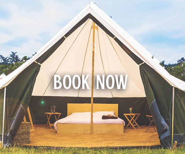 The Deluxe Bell Tent