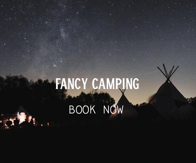 Fancy Camping