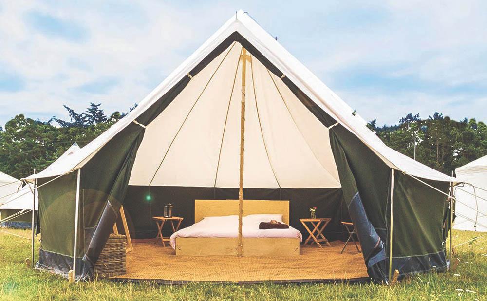 Black Deer Fancy Camping