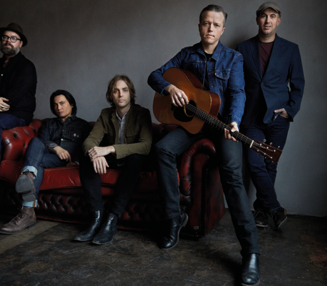 Award winning Jason Isbell is coming to the UK