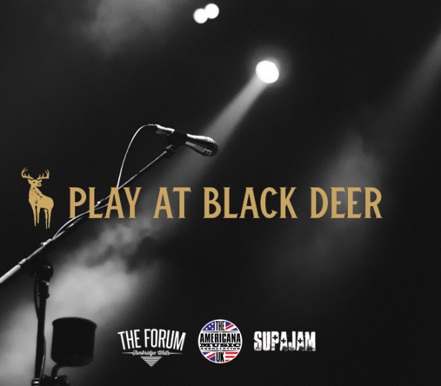 Play at the Black Deer Festival