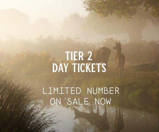Tier 2 Day Tickets