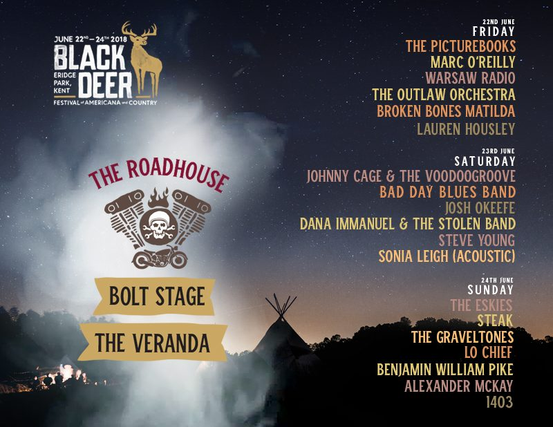 Black Deer Roadhouse