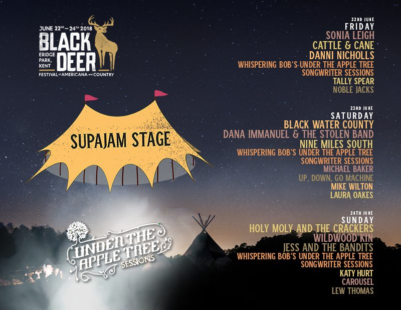 Black Deer SupaJam Stage