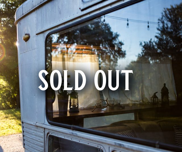 Live in vehicles – SOLD OUT