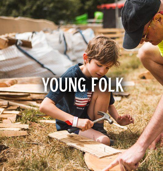 Black Deer Young Folk