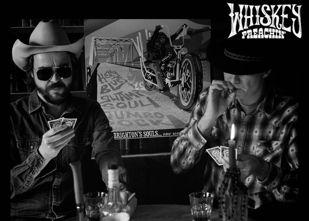 Whiskey Preachin Black Deer