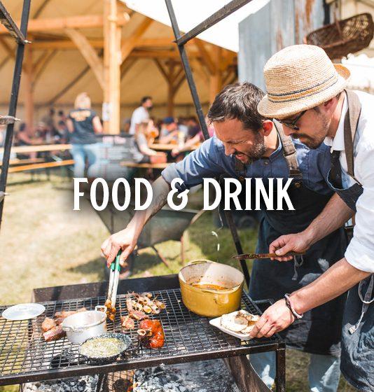 Black Deer Festival Food
