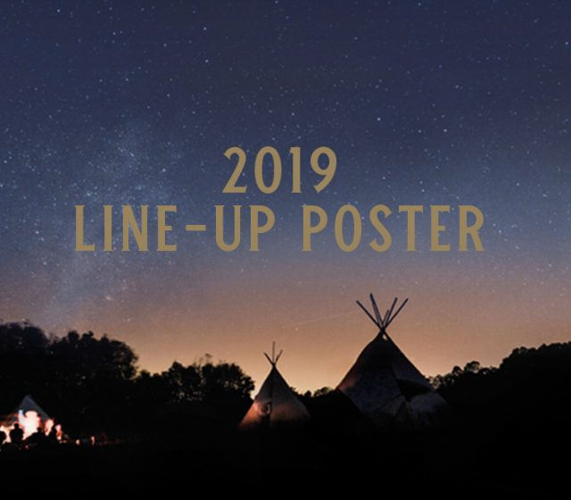 2019 Line-up Poster