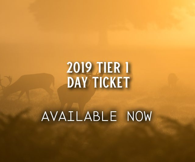 Tier 1 Day Tickets