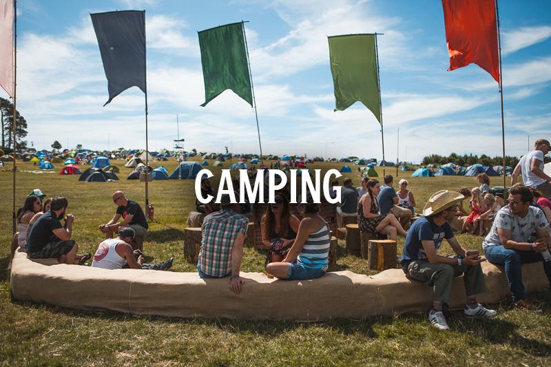 Black Deer Festival Camping Information