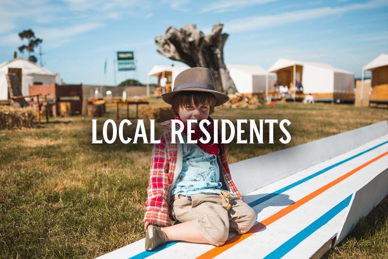 Black Deer Festival Local Residents