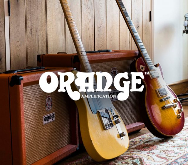 Announcing Orange Amps as a Festival Partner