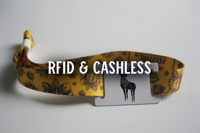 Black Deer Festival RFID and Cashless