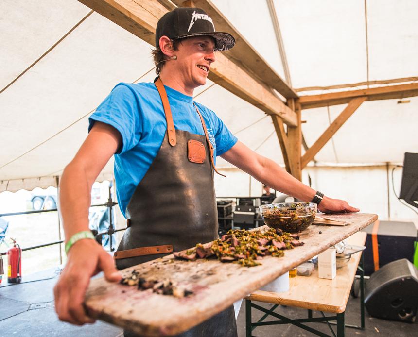 Nick Weston Black Deer Festival