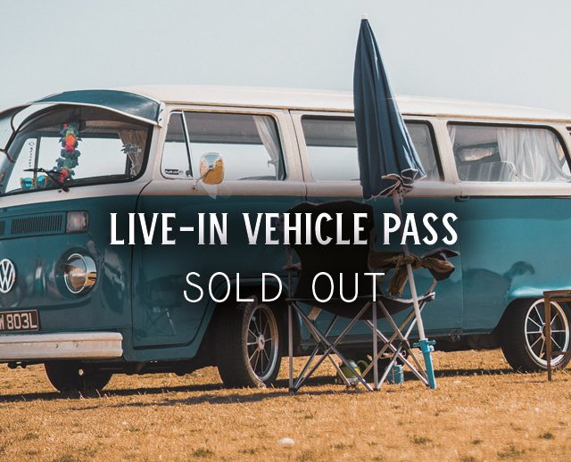 Live In Vehicles (SOLD OUT)