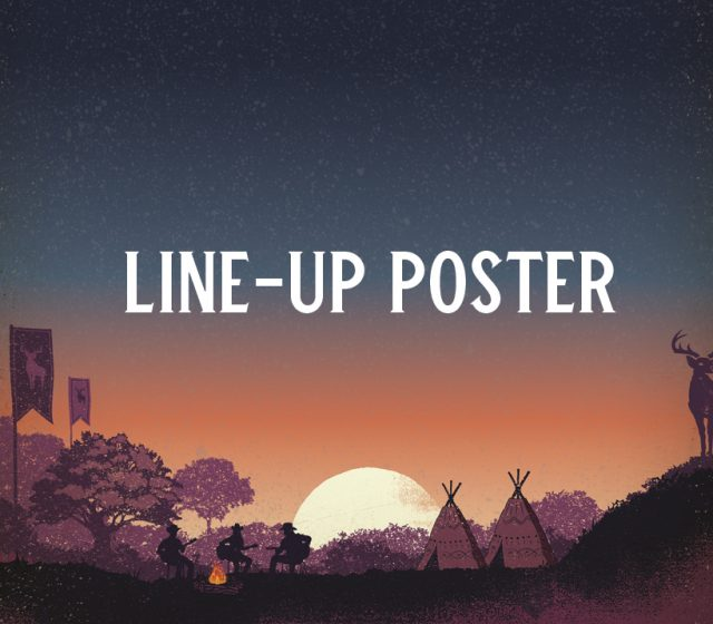 2021 Line-up Poster