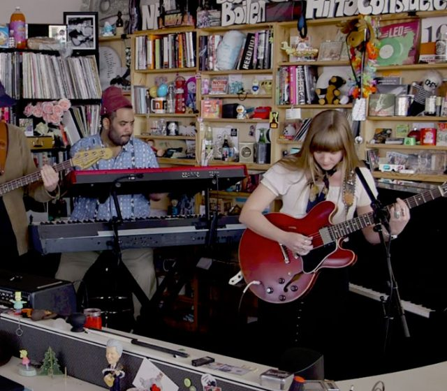 Black Deer Artists play NPR Tiny Desk Concerts