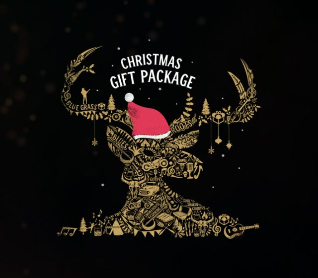 Give the gift of Black Deer