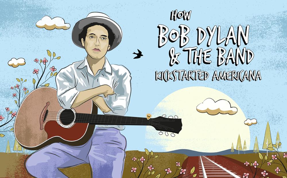 How Bob Dylan & The Band kickstarted Americana