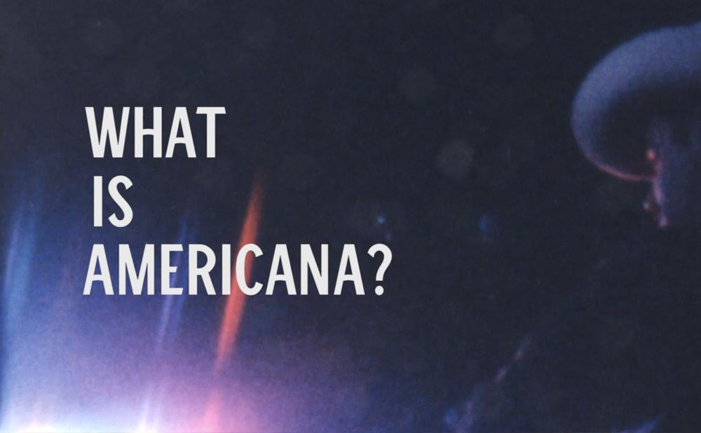 Black Deer Festival presents 'what is Americana?'