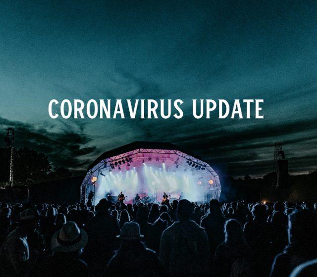 Coronavirus Update 26.03.20