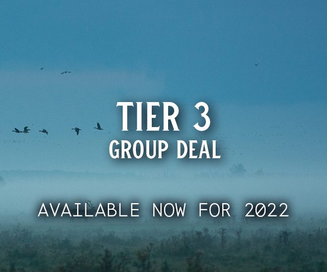 Tier 3 Group Deal